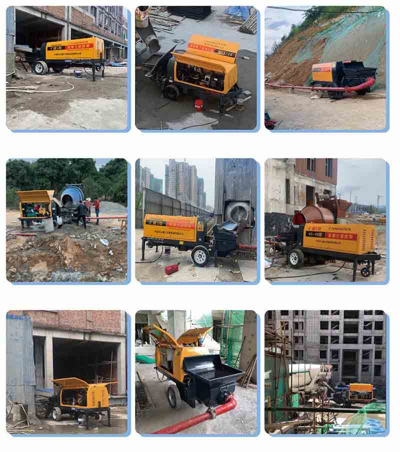 concrete pump for sale in Philippines photo