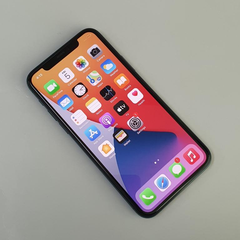 Apple Used iPhone 11 Pro Green photo