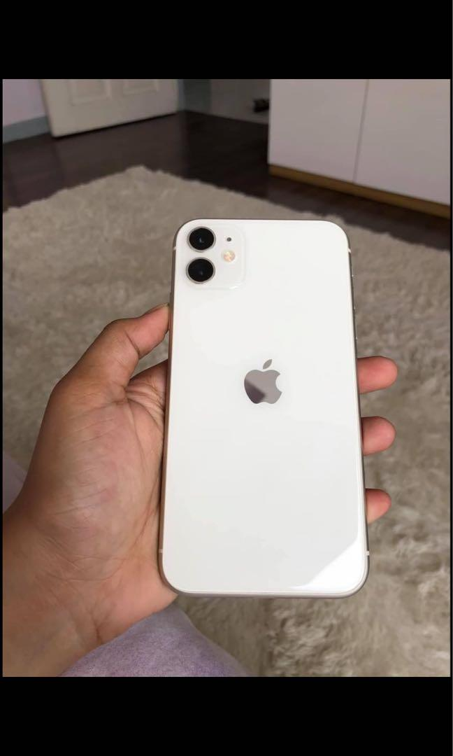 Iphone 11 128gb dual sim photo