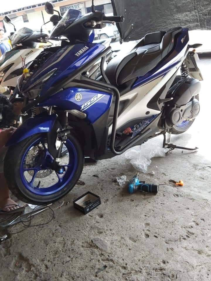 For sale Yamaha aerox 155 2018 photo